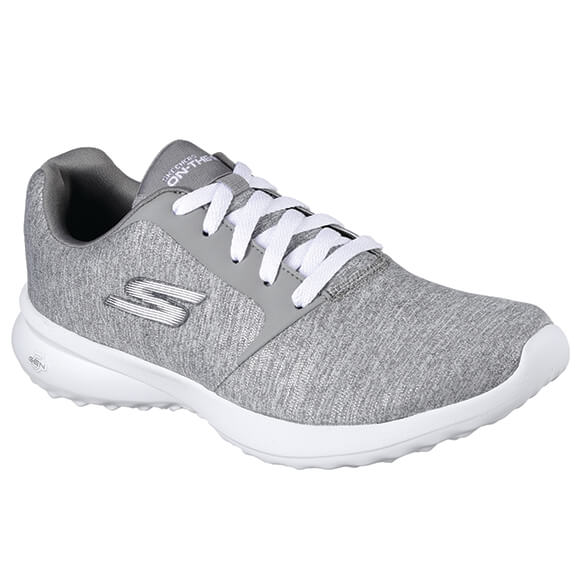 Skechers On-The-Go City Renovated Metallic Lace-Up - View 2