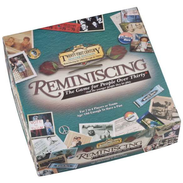 REMINISCING™ Game - View 2
