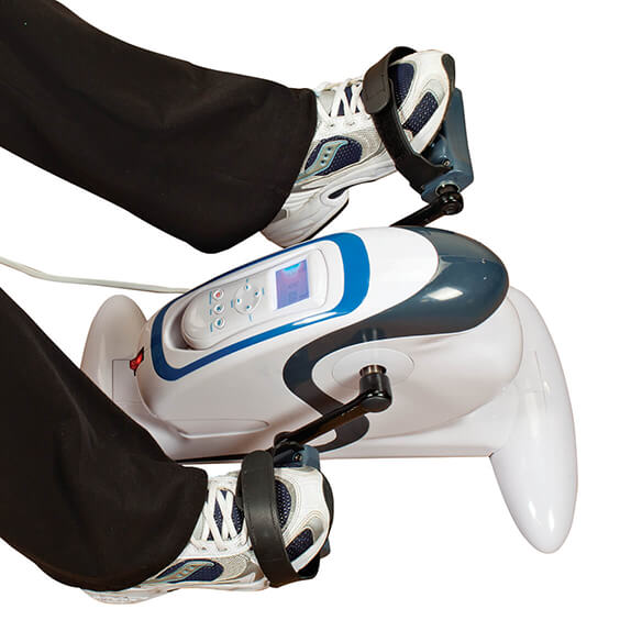 Motorized Pedal Exerciser - View 2