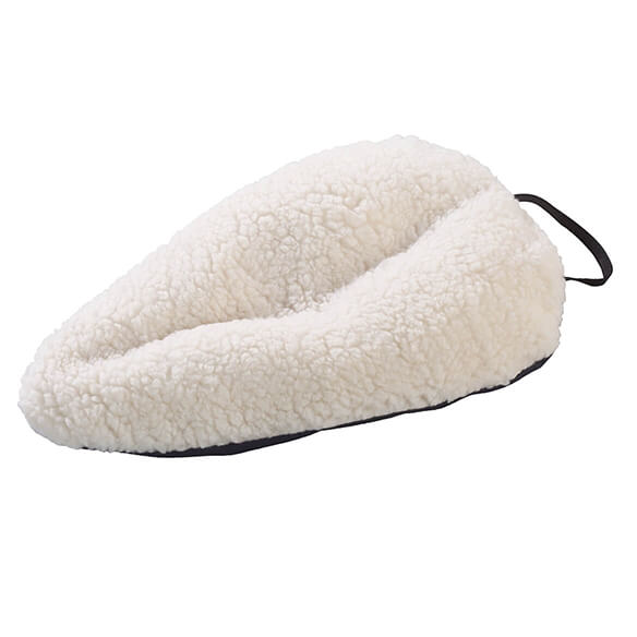 Sciatica Pillow with Sherpa Cover - View 2
