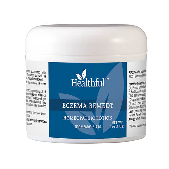 Healthful™ Eczema Remedy, 4 oz - View 2