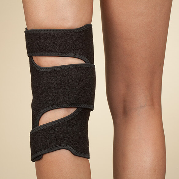 Electronic Pain Relief Therapy Knee Wrap - View 2