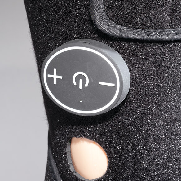 Electronic Pain Relief Therapy Knee Wrap - View 3