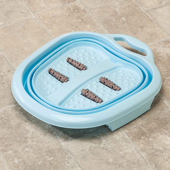 Collapsible Foot Spa with Massager - View 3