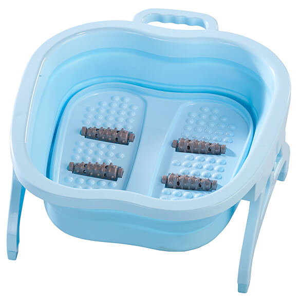 Collapsible Foot Spa with Massager - View 5