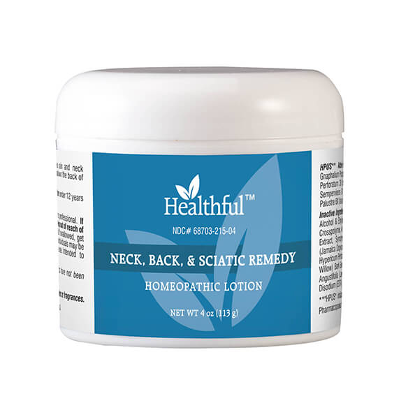 Healthful™ Neck, Back & Sciatic Remedy, 4 oz - View 2
