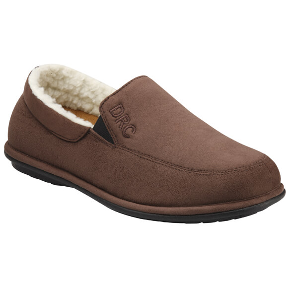 Dr. Comfort® Relax Men's Slipper - View 2