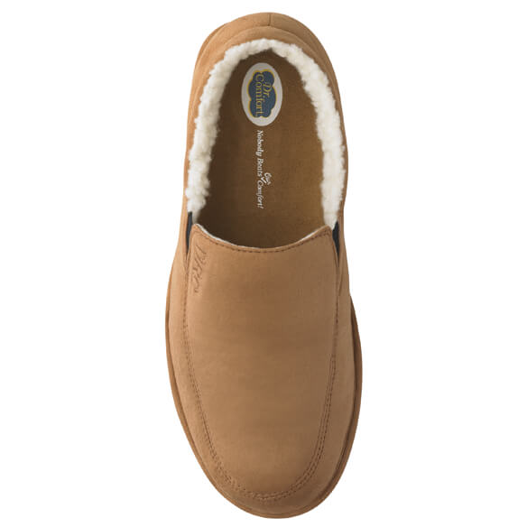 Dr. Comfort® Relax Men's Slipper - View 3