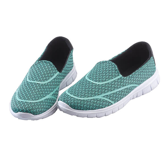 Silver Steps™ Feather Lite Walking Shoe - View 3
