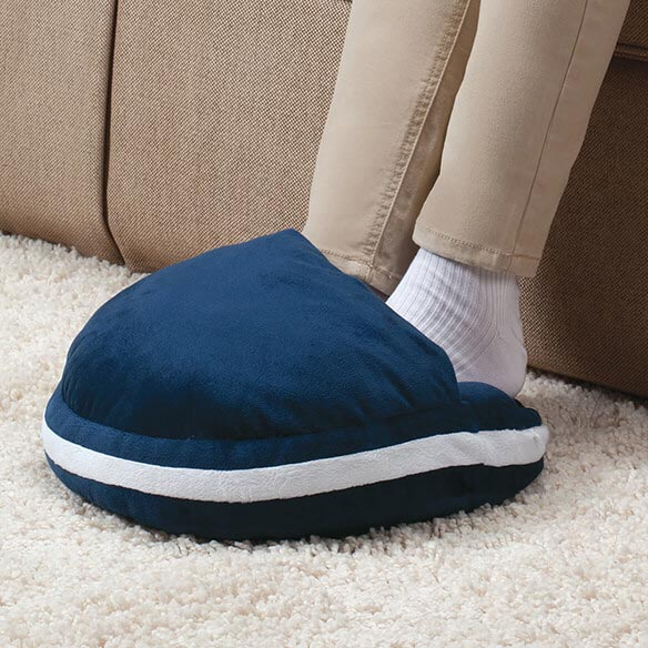 Plush Warming Pillow with Hot Water Bottle - View 3