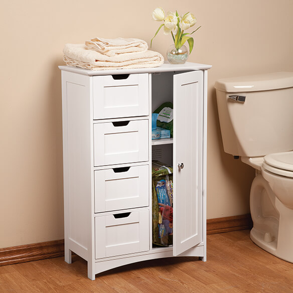 Ambrose Collection Bathroom Cabinet by OakRidge™ - View 2
