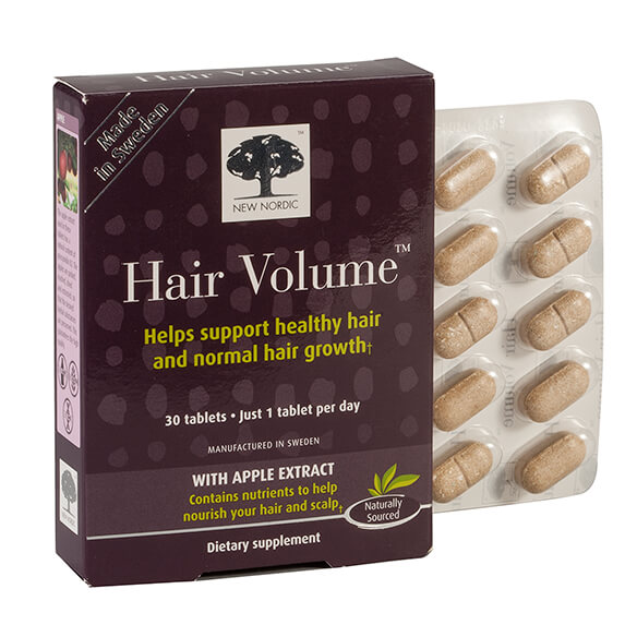 New Nordic Hair Volume™ Tablets - View 2