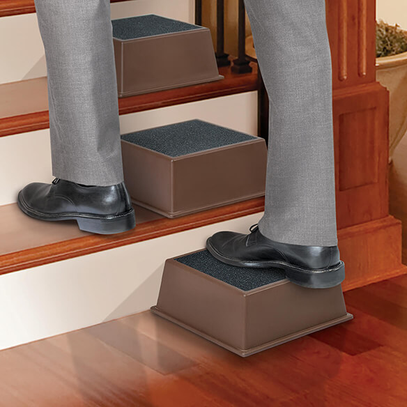 Stair Assist Half Step Set Of 3 Step Assist Easy Comforts