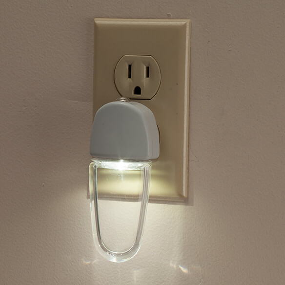 LED Sensor Nightlight Set of 2 - View 2