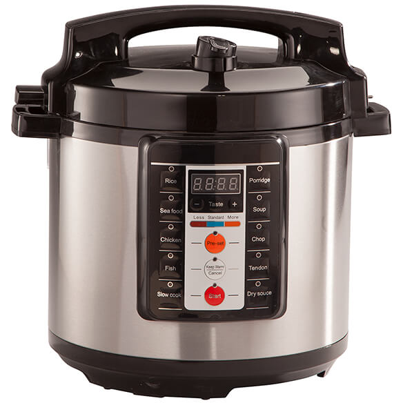 Multi-Function Electric Pressure Cooker by Home Marketplace - View 4