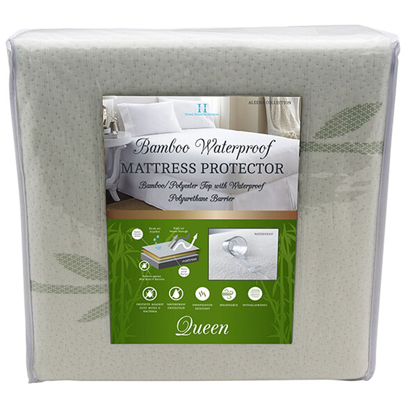 Bamboo Mattress Protector - View 3