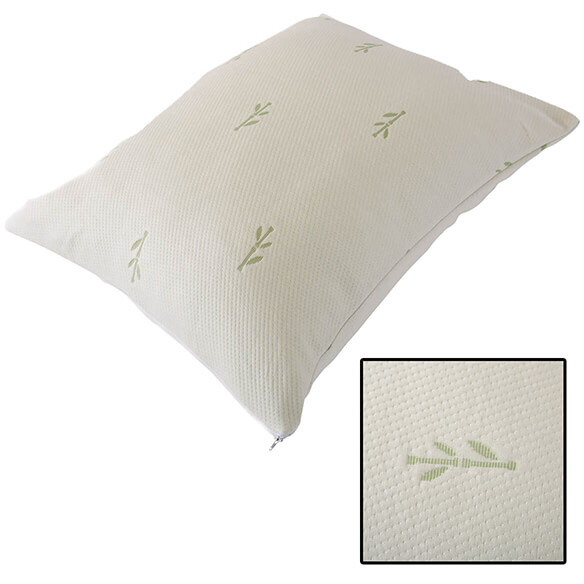 Bamboo Pillow Protectors, 2-Pack - View 5
