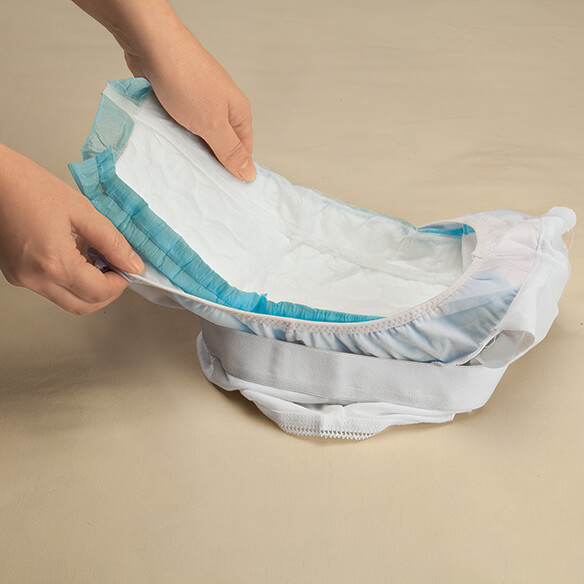 Incontinence Panty with Pocket - View 2