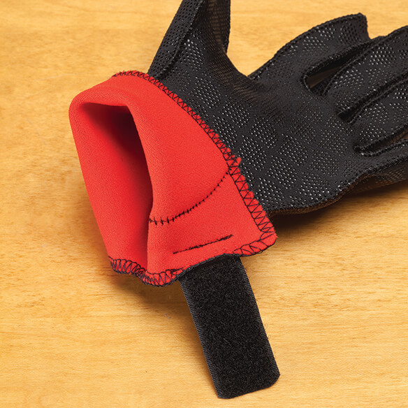 Thermoskin® Half Finger Arthritis Gloves - View 3