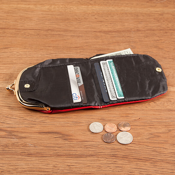 RFID Vintage Coin Purse - View 4