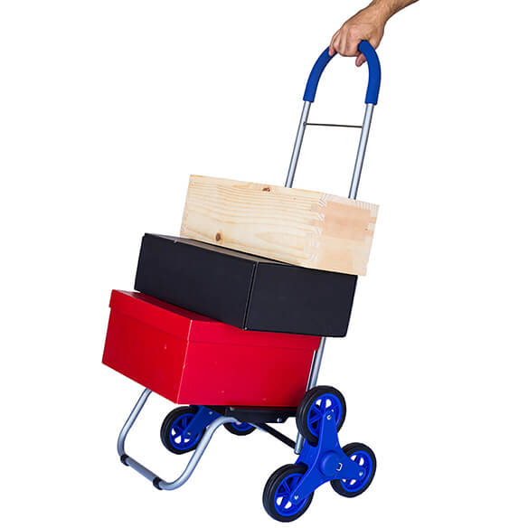 Trolley Dolly with Stair Wheels - View 3