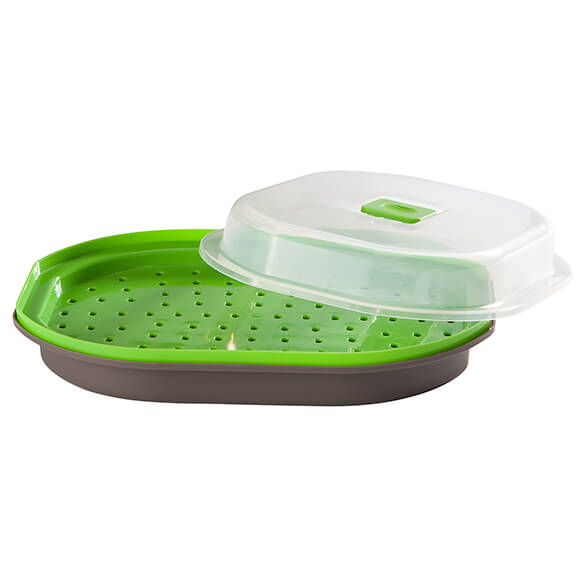 Prep Solutions Microwave Steamer - View 2
