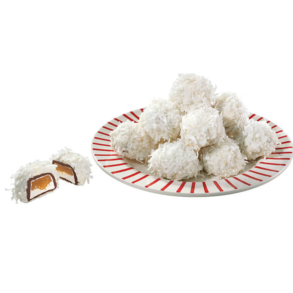 Chocolate Coconut Patties Dunmore Candy Kitchen: Coconut Snowballs, 10 Oz.