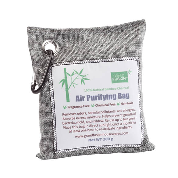 Bamboo Charcoal Air Purifying Bag - View 4
