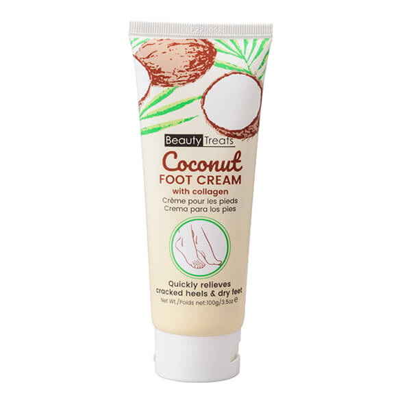 Coconut Foot Cream with Collagen - View 2