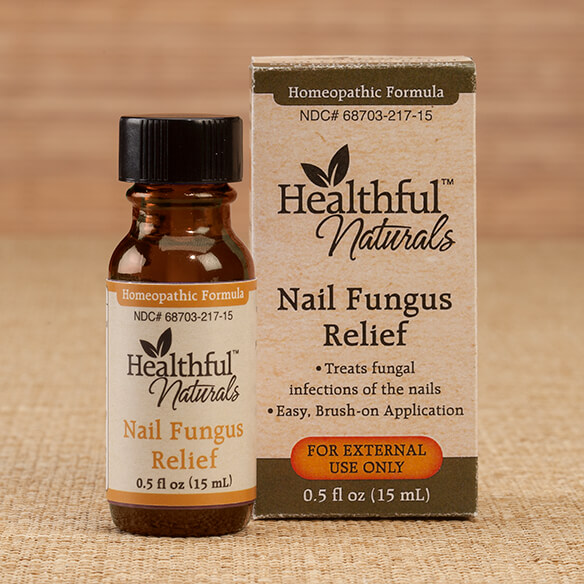 Healthful™ Naturals Nails Fungus Relief - View 3