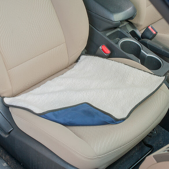 Sherpa Incontinence Chair Pad - View 2
