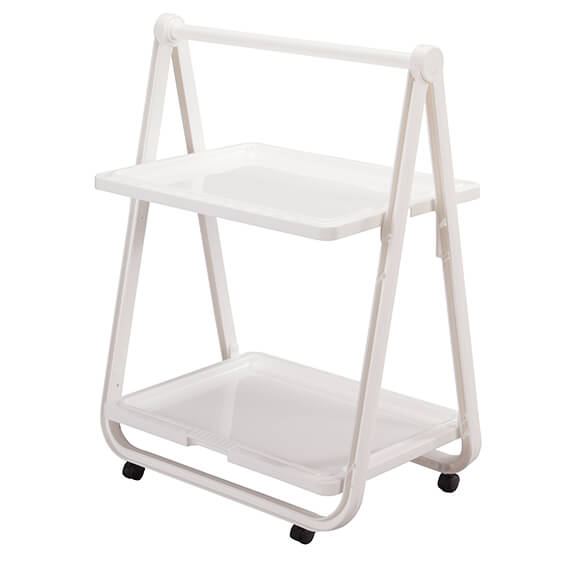 Rolling Trolley Table - View 4