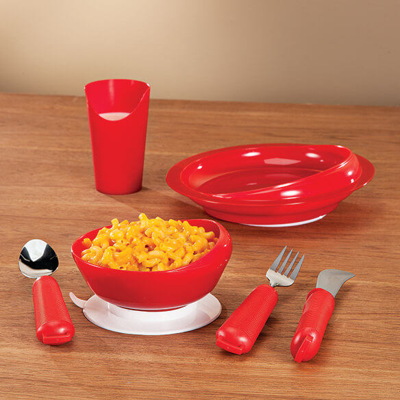 Power of Red™ Utensil Set - View 4