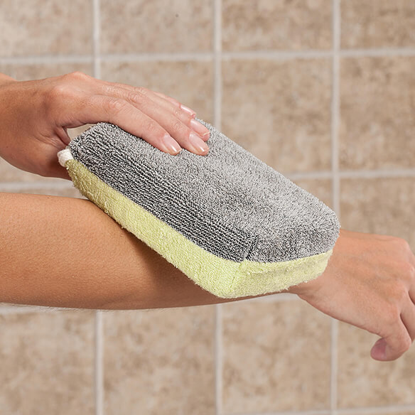 3-in-1 Extendable Bath Brush - View 2