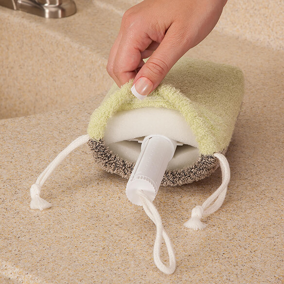 3-in-1 Extendable Bath Brush - View 3