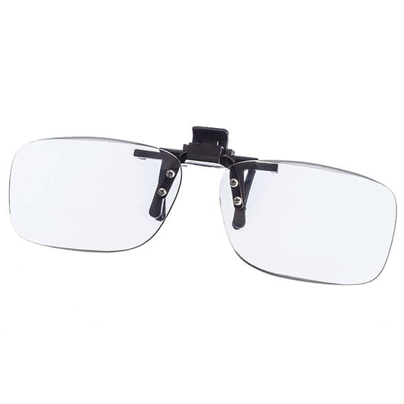 Magnification Clip-On Lenses - View 3