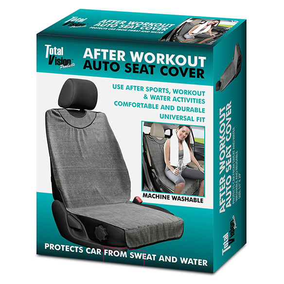 Auto Seat Towel Cover - View 3