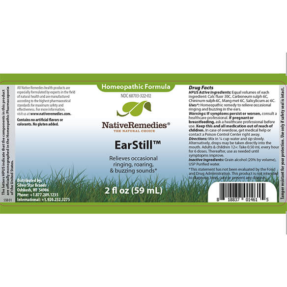 Native Remedies® EarStill™ - View 5