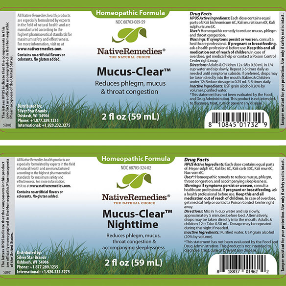 NativeRemedies® Mucus-Clear™ ComboPack - View 5
