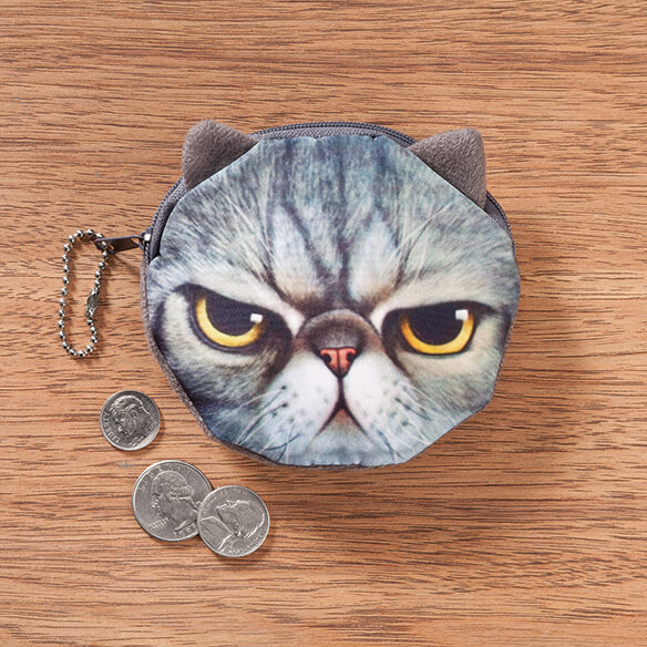 Cat Coin Purses - View 2