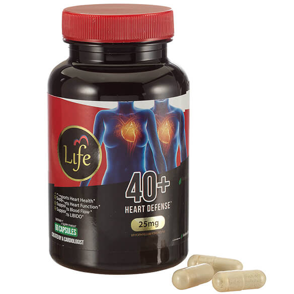 Heart Health Supplement: The Life Pill - View 2