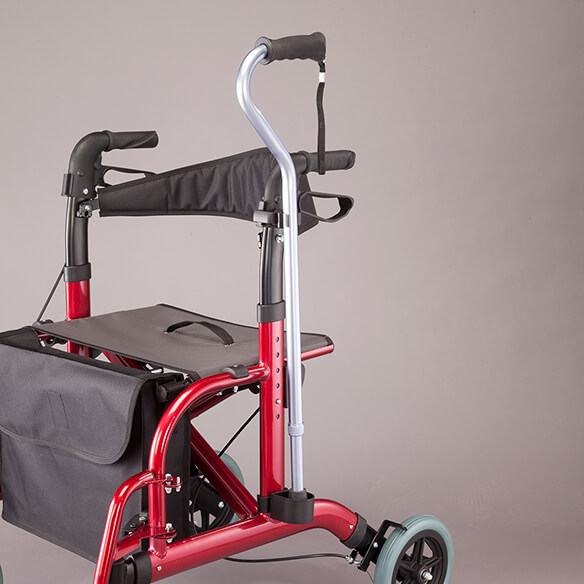 2-in-1 Rollator and Transport Chair - View 5