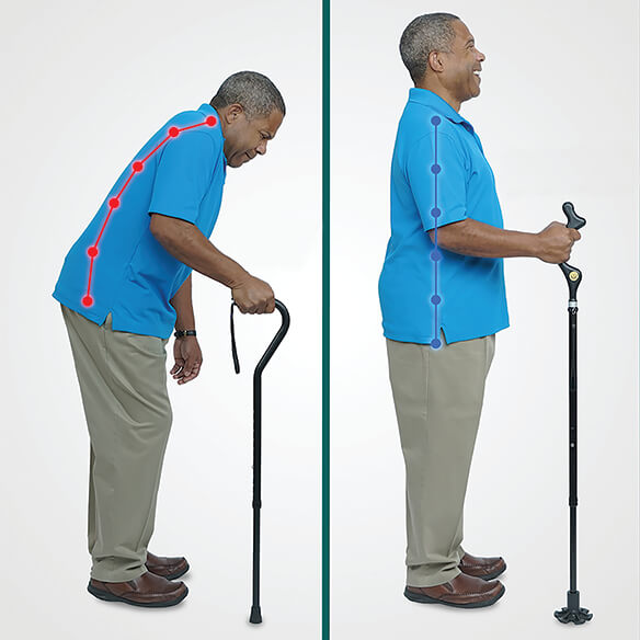 As Seen on TV Campbell Posture Cane - View 3