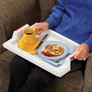 Hobbies & Books - Extra Deep Lap Tray