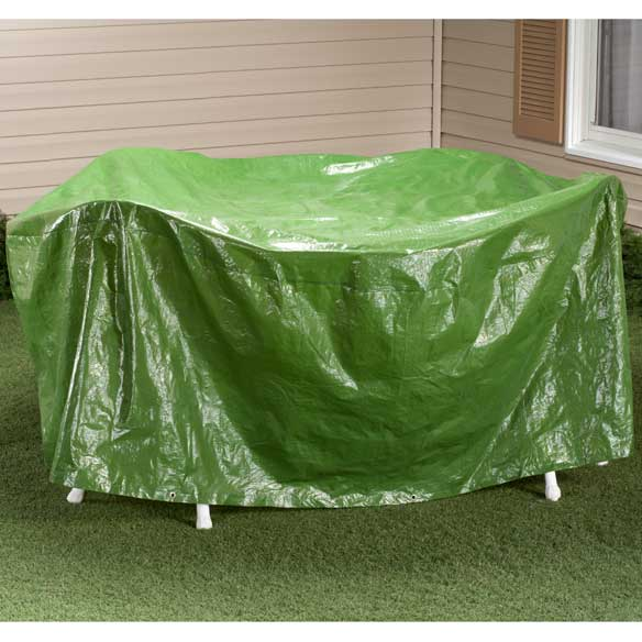Round Patio Table Cover Outdoor Easy forts