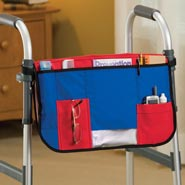 Wheelchairs & Accessories - Wheelchair / Walker Bag