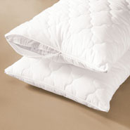 Trouble Sleeping - Quilted Pillow Covers - Set Of 2