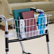 Walking Aids - Walker Basket