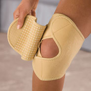 Knee & Ankle Pain - Infrared Knee Support Brace For Women