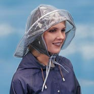 Apparel Accessories - Ladies' Rain Hat